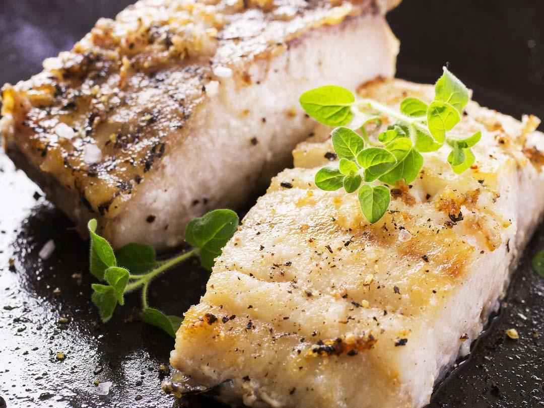 Southwestern Style Fish